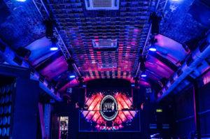 venue ceiling lights