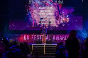 award ceremony lighting