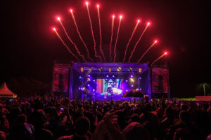 festival stage lighting